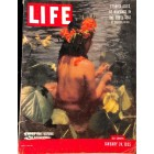 Cover Print of Life, January 24 1955