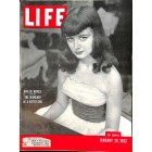 Cover Print of Life, January 28 1952