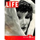 Cover Print of Life, July 12 1937