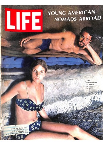 Cover Print of Life, July 19 1968