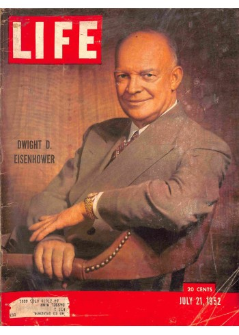 Cover Print of Life, July 21 1952