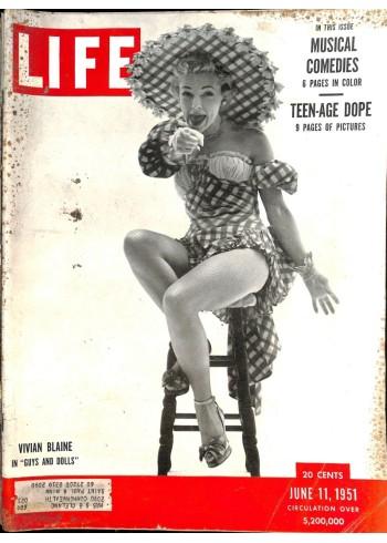 Life, June 11 1951