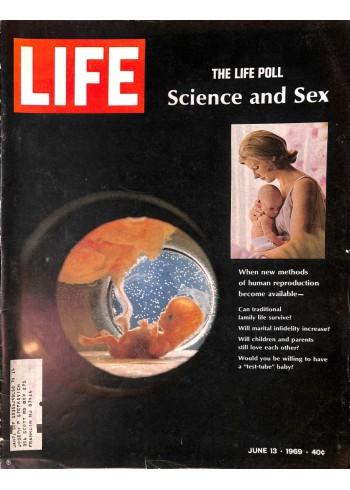 Cover Print of Life, June 13 1969