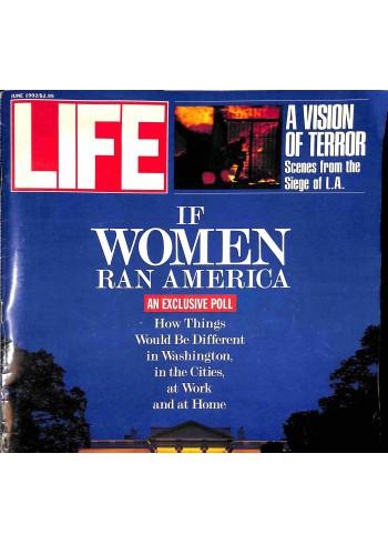 Cover Print of Life, June 1992