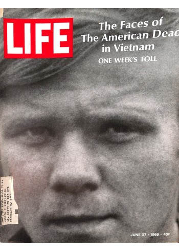 Cover Print of Life, June 27 1969