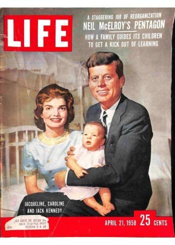 Life Magazine, April 21 1958