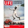 Cover Print of Life Magazine, April 29 1957