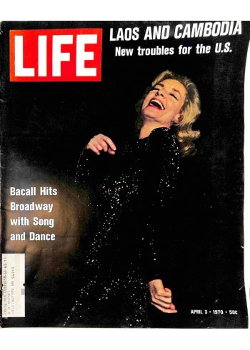 Cover Print of Life Magazine, April 3 1970
