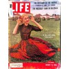 Cover Print of Life Magazine, August 13 1956