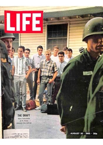 Life Magazine, August 20 1965