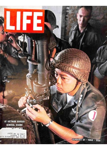 Cover Print of Life Magazine, August 21 1964
