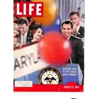 Cover Print of Life Magazine, August 8 1960