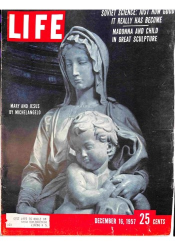 Life Magazine, December 16 1957