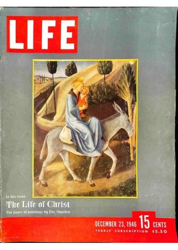 Cover Print of Life Magazine, December 23 1946