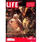 Cover Print of Life Magazine, December 24 1951