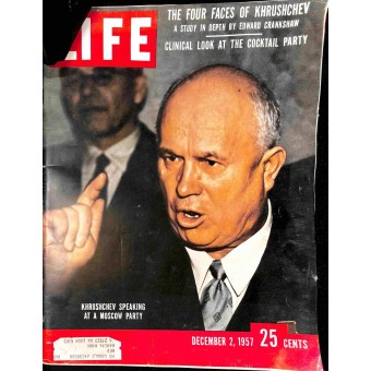 Cover Print of Life, December 2 1957