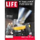 Cover Print of Life Magazine, February 17 1958