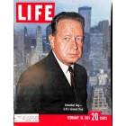 Cover Print of Life Magazine, February 24 1961