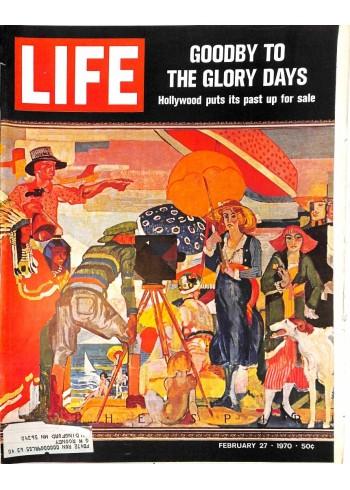 Cover Print of Life Magazine, February 27 1970