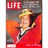 Cover Print of Life Magazine, February 2 1959