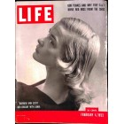 Cover Print of Life, February 4 1952