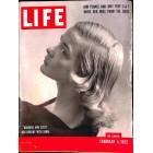 Cover Print of Life Magazine, February 4 1952