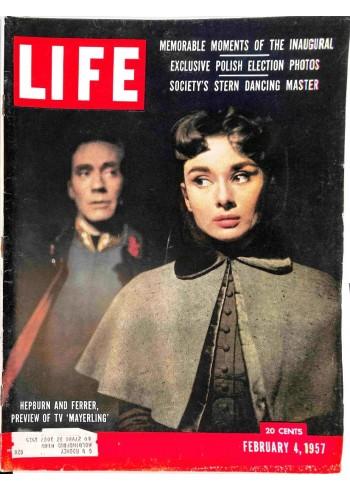 Life Magazine, February 4 1957