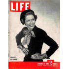 Cover Print of Life, January 12 1948