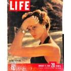Cover Print of Life Magazine, January 17 1949