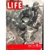 Cover Print of Life Magazine, January 1 1945