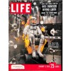 Cover Print of Life Magazine, January 6 1958