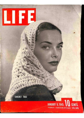 Cover Print of Life, January 8 1945