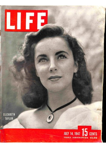 Cover Print of Life, July 14 1947