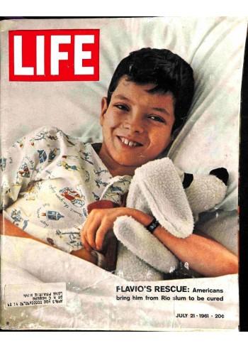Life Magazine, July 21 1961