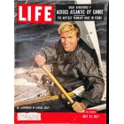 Cover Print of Life Magazine, July 22 1957