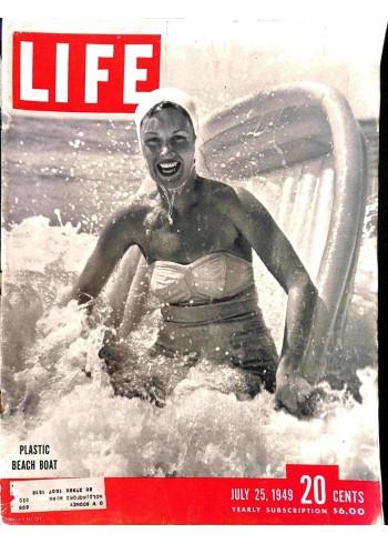 Life Magazine, July 25 1949