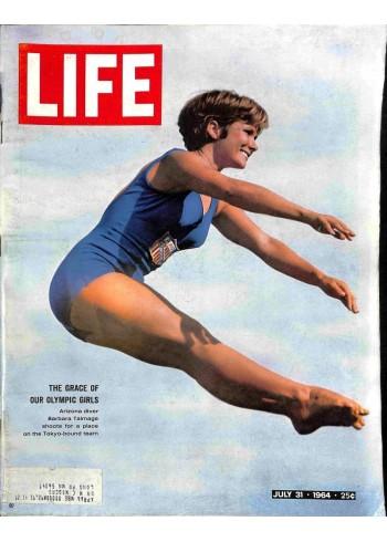 Life Magazine, July 31 1964