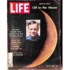 Cover Print of Life, July 4 1969