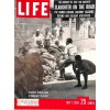 Cover Print of Life Magazine, July 7 1958