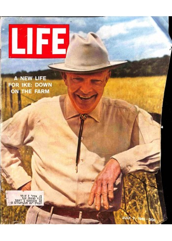 Cover Print of Life, July 7 1961