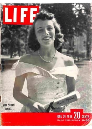 Life Magazine, June 20 1949