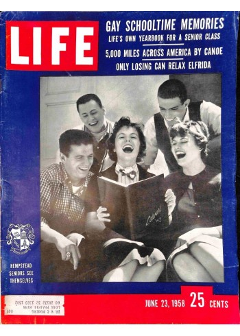Life Magazine, June 23 1958