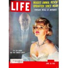 Cover Print of Life Magazine, June 29 1959
