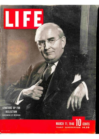 Cover Print of Life, March 11 1946