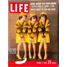 Cover Print of Life Magazine, March 17 1958