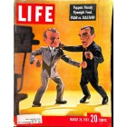 Cover Print of Life Magazine, March 24 1961
