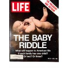 Cover Print of Life Magazine, May 19 1972