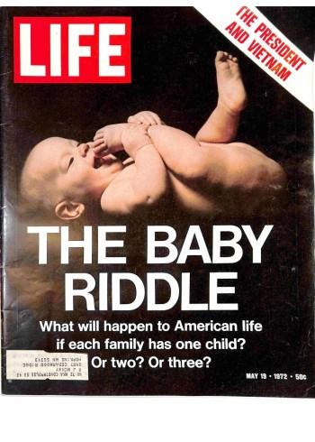 Life Magazine, May 19 1972