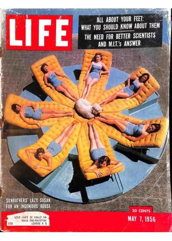 Life Magazine, May 7 1956