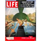 Cover Print of Life Magazine, November 11 1957